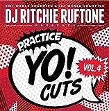 DJ RITCHIE RUFTONE Practice Yo! Cuts vol. 4 - 12' vinyl
