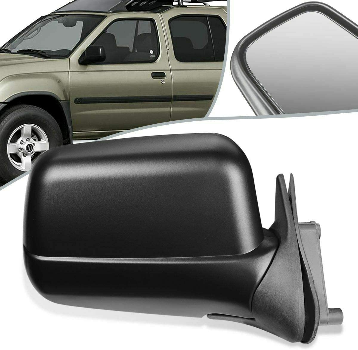 JUN Compatible with 1998-2004 Nissan Style Free Shipping Cheap Bargain Gift View Powered Side OE Ranking TOP17