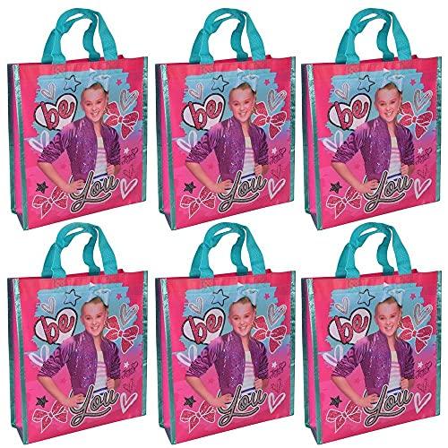 JoJo Siwa Goodie Bags (Pack of 6)