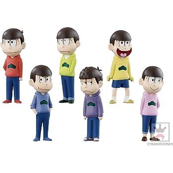 おそ松さん ワールドコレクタブルフィギュア 全6種セット