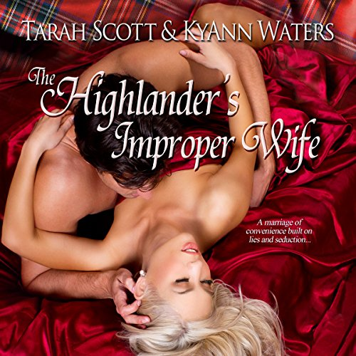 The Highlander's Improper Wife cover art