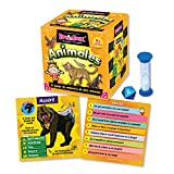 Brain Box Juego de Memoria Animales, Multicolor (Green Board Games 316470A)