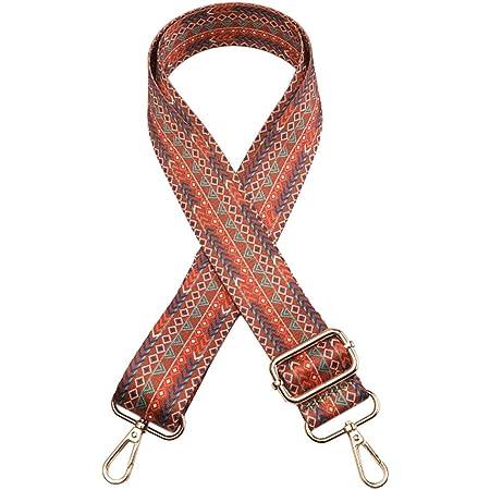 Shoulder-Strap Crossbody Bag Strap-Replacement Canva Adjustable Replacement-Strap For Purse Handbag Zebra Pink