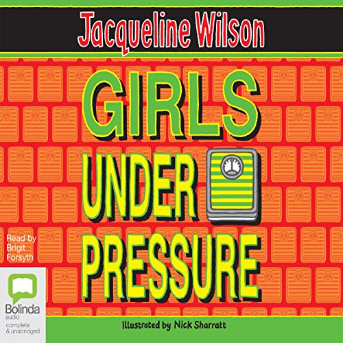 Girls Under Pressure cover art