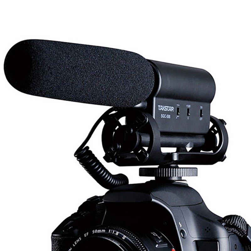 TAKSTAR受賞SGC-598プロインタビューマイクニュースレコーディングカメラ一眼レフカメラDVガン一般インタビューマイクブラックデフォルトオープン電子請求書カスタマーサービス:0755-83181156、VAT特別請求書を開くことができます