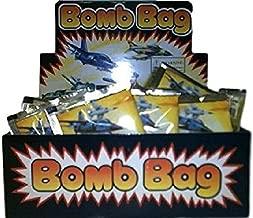 Display Box of 100 Bomb Bags - Funny Exploding Noisemaker Gag Joke!