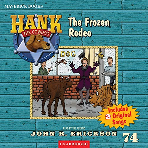 The Frozen Rodeo cover art