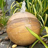 Rainbow Sandstone 30cm Natural Sphere