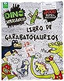 Dino Supersaurios Libro de Garabatosarios (Dino Supersaurus) (Spanish Edition)