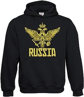 P-T-D Russia Felpa Nera