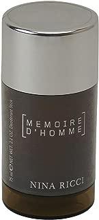 Nina Ricci Memoire D'homme Deodorant Stick 75ml