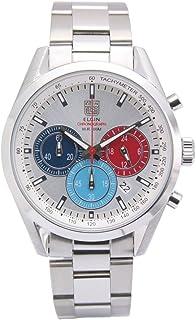[エルジン]ELGIN 腕時計 クロノグラフ 日本製ムーブメント オールステンレス シルバー FK1411S-S メンズ
