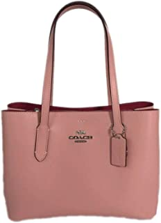 Coach Women's Shoulder Bag, Avenue Carryall Leather - Strawberry