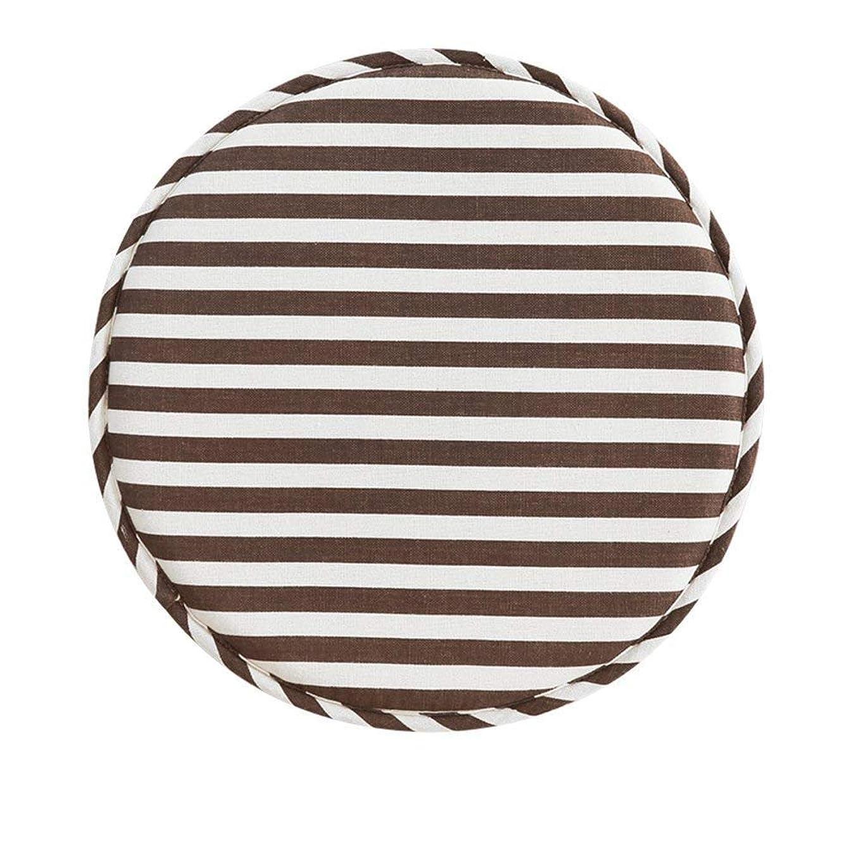良いテセウスバター円形のクッション、スポンジの大統領は簡単にダイニングルームチェア - O Diameter33Cm(13Cm)のための大きな鏡の小板をきれいにする (色 : -, サイズ : -)