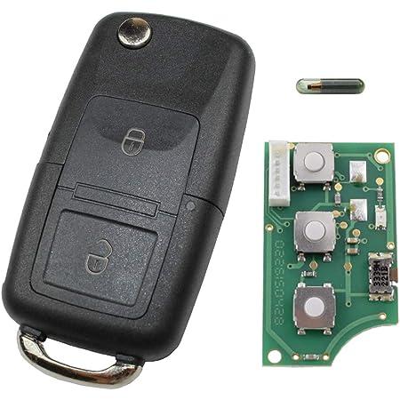 Schlüsselgehäuse Funk Fernbedienung Gehäuse Klapp Elektronik