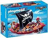 PLAYMOBIL Piratas - Barco corsario, playset (5298)