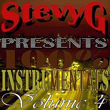 100% Instrumentals, Vol. 4