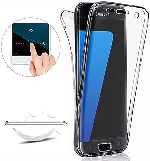 b44769e76f7 Funda Samsung Galaxy S4 Carcasas Versión [Cover 360 Grados], Doble  Delantera + Trasera
