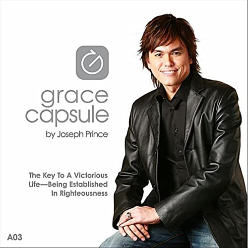 Grace Capsule Victorious Established Righteousness product image