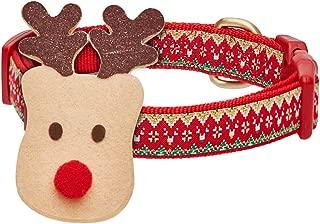 up country christmas dog collars