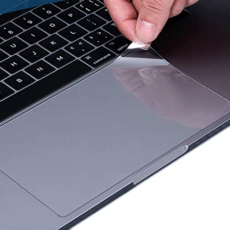 """Lapogy[2 PCS] Keyboard TrackPad Protector for Lenovo Ideapad Chromebook Flex 5 13"""" 2 in 1 Laptop Accessories,Track pad Cover & Protective Film Skin Laptop Accessories,Clear"""