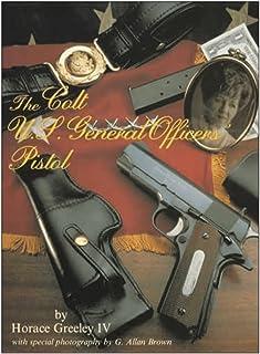 La Colt Estados Unidos General Pistola de los Oficiales