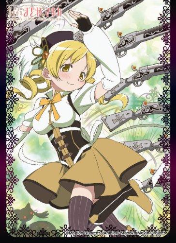 きゃらスリーブコレクション 劇場版 魔法少女まどか☆マギカ 巴マミ (No.192)