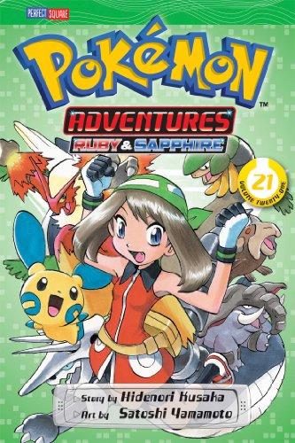 Pokémon Adventures (Ruby and Sapphire), Vol. 21 (21)