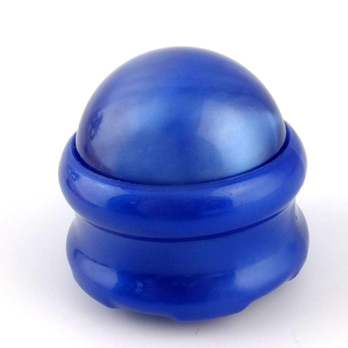呼吸するあなたは支配するHAMILO マッサージボール 健康器具 ローラー 肩 腰 足裏 首すじ コロコロ マッサージ (2個セット)