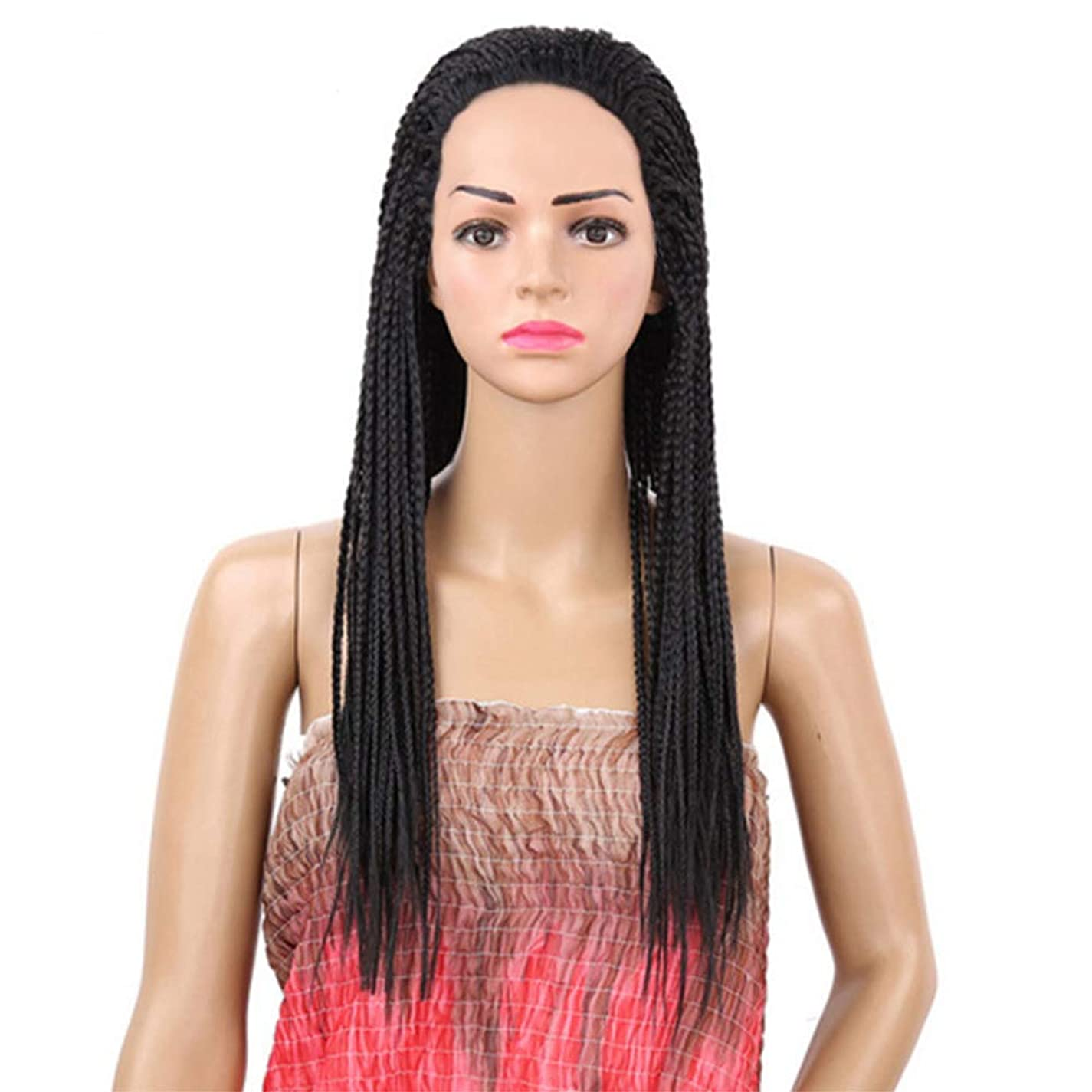 複雑信頼できるヒットレースフロントウィッグ汚れた100%未処理のバージンヘアブラジル人のRemy人間の髪の毛ストレートヘアレースウィッグと赤ちゃんの髪180%密度72 cm