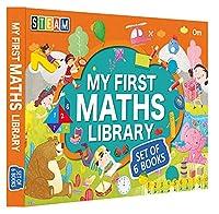 Steam : My First Maths Library: (Set of 6 Books)