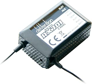 Walkera Devention DEVO RX701 2.4GHz 7 Channel Receiver RX 2.4 GHz DEVO 6 7 8 12