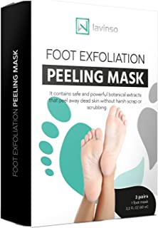 foot and callus peel boots