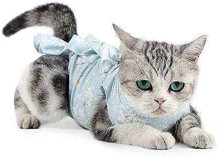 TUANTALL Pijamas para Perros Pequeños Ropa para Gatos ...