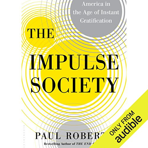 The Impulse Society audiobook cover art