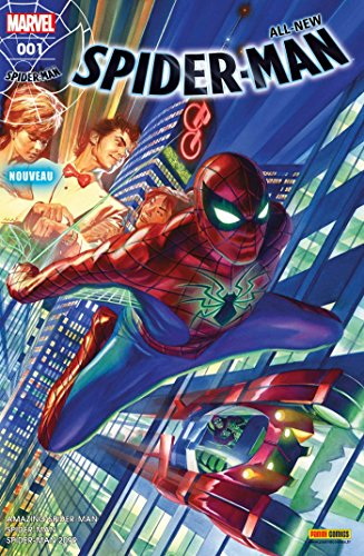 All-new Spider-Man n°1