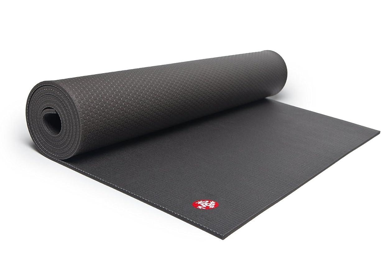 オリエント有益な幅[日本正規品] Manduka マンドゥカ ヨガマット ブラックマット The Black mat 6mm ヨガ ピラティス