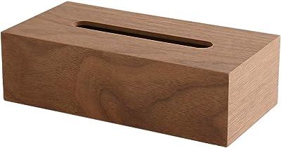1個 ティッシュケース ティッシュ カバー ケース ティッシュボックス おしゃれな 木製 ホルダー