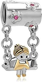 Best kids charm bracelets like pandora Reviews