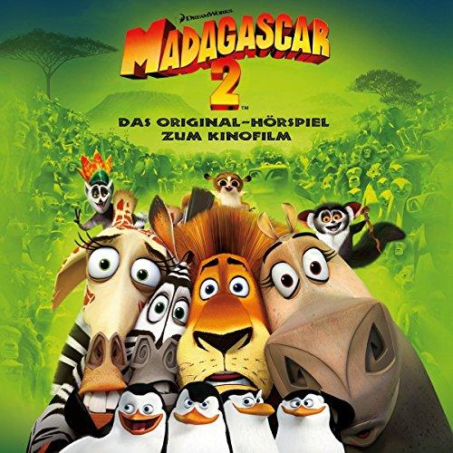 Madagascar 2 Titelbild