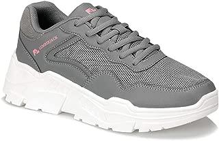 HENORA 9PR Gri Kadın Sneaker Ayakkabı