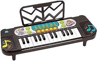 ألعاب آلة موسيقية Qfeng2021، لوحة مفاتيح إلكترونية للأطفال، ألعاب لوحة المفاتيح، آلات موسيقية إلكترونية متعددة الوظائف بيا...