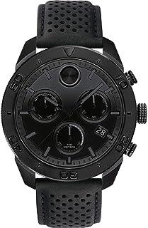 Bold Sport Chronograph Quartz Black Dial Men's Watch 3600517