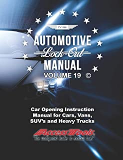 access tools car opening manual