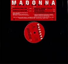 American Pie Calderone Filter Dub ,Calderone Vocal Dub ,Richard 'Humpty' Vission Visits Madonna ,Album Version German Dj 12