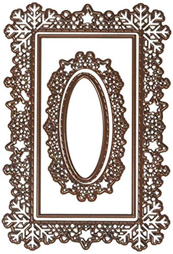 Sue Wilson CED3122 Festive Collection Frosty Frame