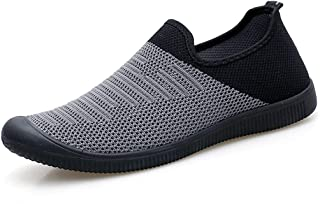 BaiMoJia Uomo Scarpe da Ginnastica Leggere Sportive Comode Sneakers