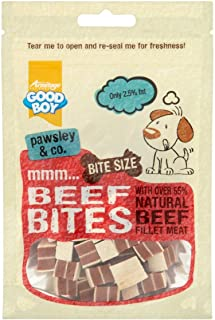 Armitage Good Boy Deli Bites Beef 65gm Dog Treat