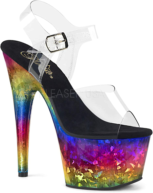 Pleaser Womens ADORE-708MRB C MRBOW Sandals