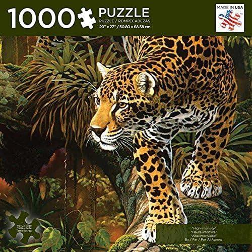 más orden Andrews + Blaine Ltd Ltd Ltd High Intensity - 1,000 Pc Puzzle by Andrews + Blaine  minorista de fitness